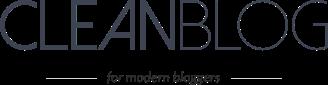 clean-blog-logo